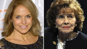 Joe Paterno's Widow to Sit Down with Katie Couric