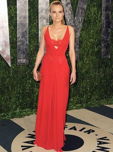 Diane Kruger - The 2012 Vanity Fair Oscar party, February 26, 2012