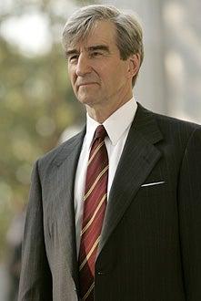 """Law & Order - Sam Waterson as """"Asst. DA Jack McCoy"""""""