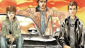 First Look! Supernatural's Graphic New Stories