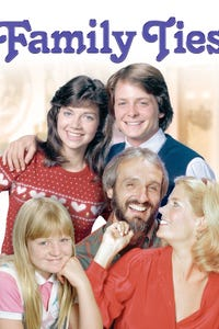 Family Ties as Eric
