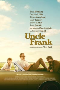 Uncle Frank as Aunt Butch