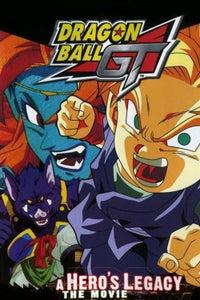 Dragon Ball Gt: A Hero's Legacy as Teacher / Wolf