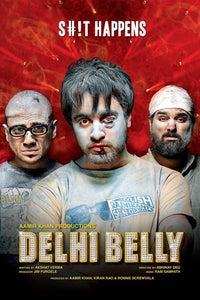 Delhi Belly as Sunita
