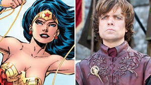 Wonder Woman! Dad! Game of Thrones Stars Choose Their Hand of the King