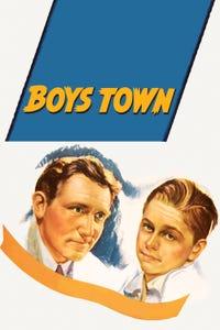Boys Town as Father Edward Flanagan