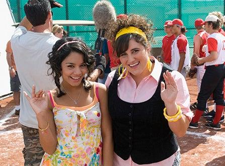 High School Musical 2 - Vanessa Hudgens and KayCee Stroh