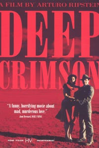 Deep Crimson as Home Run Motel Clerk