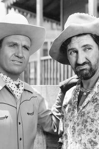 Pat Buttram as Texan