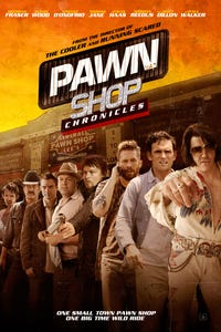Pawn Shop Chronicles as Johnny Shaw