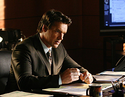 "Close to Home - Season 2, ""Road Rage"" - David James Elliott as Conlon"