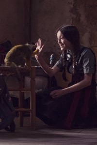 Bella Ramsey as Angelica