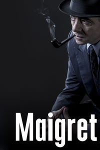 Maigret as Madame Moncin