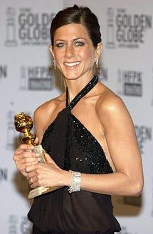 Jennifer Aniston - The 60th Annual Golden Globe Awards, January 19, 2003