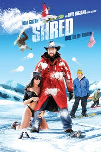 Shred as Danielle