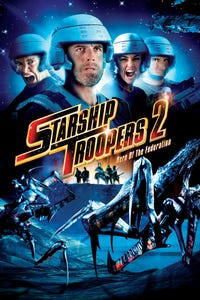 Starship Troopers 2: Hero of the Federation as Duff Horton