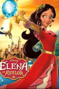 Elena of Avalor as Shuriki
