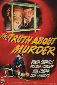 The Truth About Murder as Christine Allen