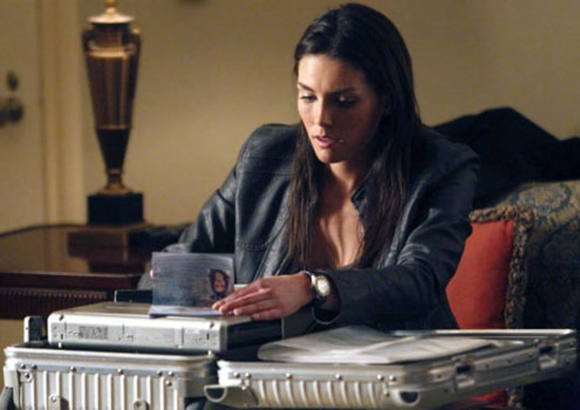 """The Event - Season 1 - """"A Message Back"""" - Taylor Cole as Vicky Roberts"""