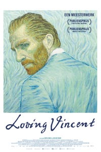 Loving Vincent as Louise Chevalier