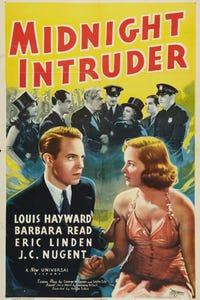 Midnight Intruder as Mrs. Ridder
