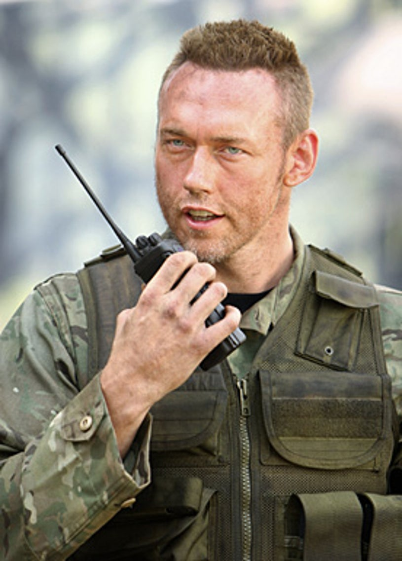 """Lost - Season 4 - """"The Shape of Things to Come"""" - Kevin Durand"""