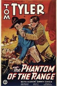 The Phantom of the Range as Brandon