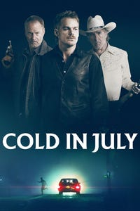 Cold in July as Richard Dane