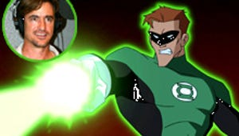 Exclusive: Batman Nabs Mulroney for Green Lantern