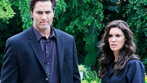 NCIS: Los Angeles Exclusive: Will Victor Webster Come Between Kensi and Deeks?