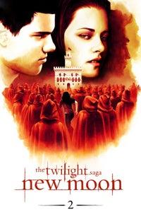 The Twilight Saga: New Moon as Edward Cullen