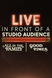 Live in Front of a Studio Audience: 'All in the Family' and 'Good Times' as James Evans