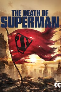 The Death of Superman as Lois Lane