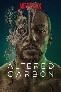 Altered Carbon as Takeshi Kovacs