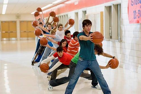 High School Musical 2 - Zac Efron, Corbin Bleu, Charles Klapow ,Ryne Sanborn