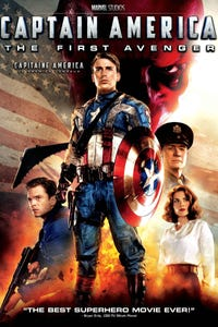 Captain America: The First Avenger as Peggy Carter
