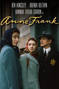 Anne Frank as Otto Frank