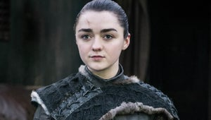 Maisie Williams Shuts Down Game of Thrones Fan Theory About the Night King's Death