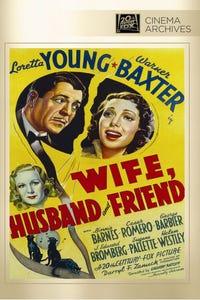 Wife, Husband and Friend as Doris Blair Borland