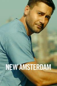New Amsterdam as Martin McIntyre