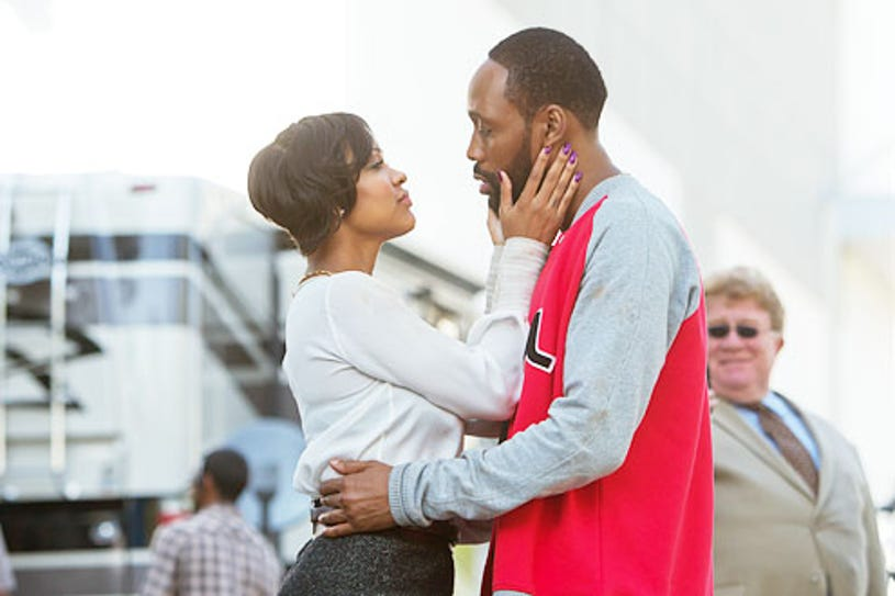 """Californication - Season 5  - """"Hell Ain't a Bad Place to Be"""" - Meagan Good and RZA"""
