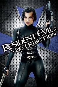 Resident Evil: Retribution as Barry Burton