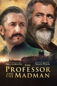 The Professor and the Madman as Eliza Merrett