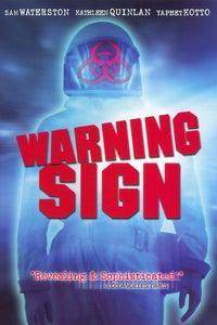 Warning Sign as Cal Morse