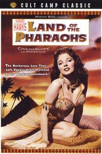 Land of the Pharaohs as Pharaoh Khefu