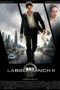 Largo Winch II as Diane Francken