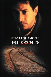 Evidence of Blood as Horace Talbott