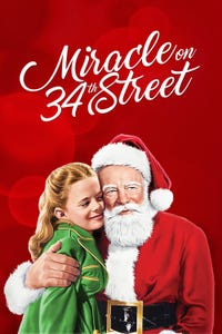 Miracle on 34th Street as Santa Claus