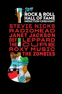 2019 Rock and Roll Hall of Fame Induction Ceremony