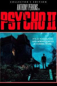 Psycho II as Mrs. Spool